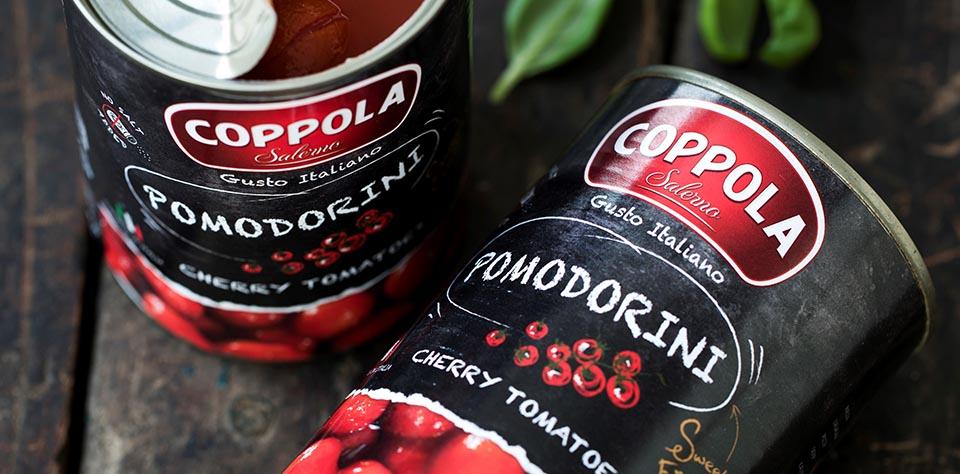 Coppola Foods - Media